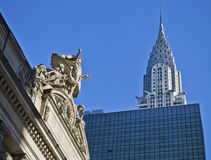 City Landmarks Stock Photography
