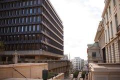 The city landscape, bruxelles, belgium Stock Images