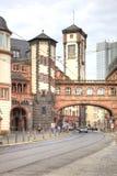 City landscape. Frankfurt am Main Stock Images