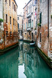 City landscape in italy in the morning Stock Photography