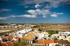 City Landscape Of Castro Marim Royalty Free Stock Photo