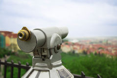City​​, landscape, prague Stock Photography