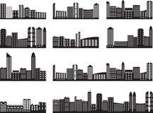 City landscapes Stock Photo