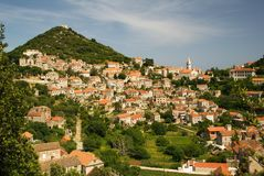 City of Lastovo Stock Photos
