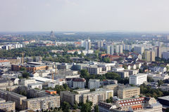 City of Leipzig Stock Images