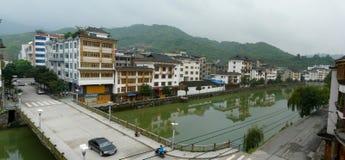 City of Leishan, China Stock Photo