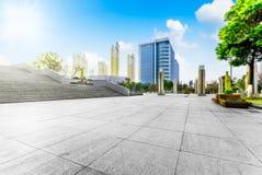 City Leisure Square Royalty Free Stock Photo