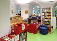 City Library Baden-Baden Stock Image