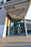 City library in Nuremberg, Germany Stock Image