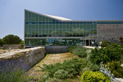 City library in Sibenik Royalty Free Stock Photography