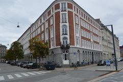 City Life in Copenhagen Stock Photography