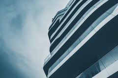 City life and modern architecture in Milan Stock Photos