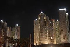 City lifght Royalty Free Stock Photography