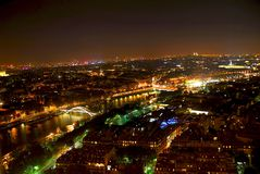 City of Light Stock Image