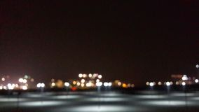 City Light Bokeh Stock Images