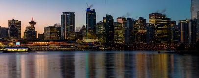 city lights Στοκ Εικόνα