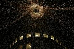 city lights Στοκ Φωτογραφία