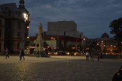 City lights Stock Photos
