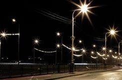 city lights night Στοκ εικόνα με δικαίωμα ελεύθερης χρήσης