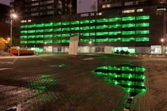 City Lights Urban Abstract Royalty Free Stock Photos