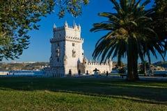 City of Lisbon Royalty Free Stock Photography