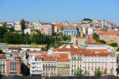 City of Lisbon, Portugal Royalty Free Stock Photos