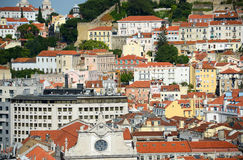 City of Lisbon, Portugal Stock Photos