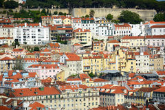 City of Lisbon, Portugal Stock Photo