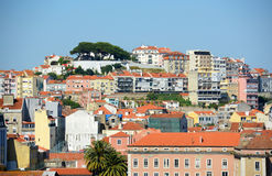 City of Lisbon, Portugal Royalty Free Stock Image