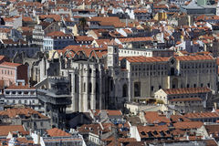 City of Lisbon - Portugal Stock Photography