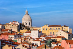 City of Lisbon in Portugal Stock Photos