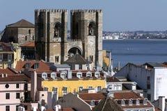 City of Lisbon - Portugal Royalty Free Stock Photo