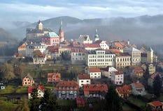 City Loket Czech Republic Royalty Free Stock Photo