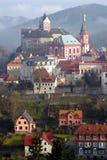 City Loket nad Oh�í, Czech Republic Royalty Free Stock Photo