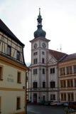City Loket nad Ohří, Czech Republic Stock Photo