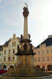 City Loket nad Ohří, Czech Republic Royalty Free Stock Photos