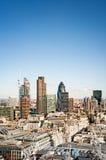 City of London Royalty Free Stock Photos