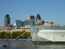The city of London Stock Photography