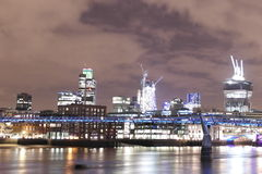 City of london. Beautiful landmark shoot of london Royalty Free Stock Photo
