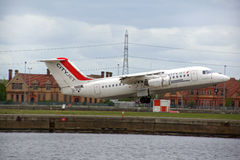 City of London Airport Stock Images