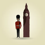 city of London design Royalty Free Stock Images