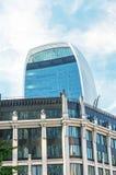 City of London. Leading center of global finance Stock Photo