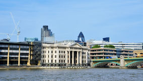 City of London in London, United Kingdom Stock Photos