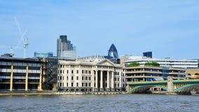 City of London in London, United Kingdom Stock Photos