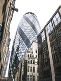 City of London. Modern and old architecture. United Kingdom Stock Photo