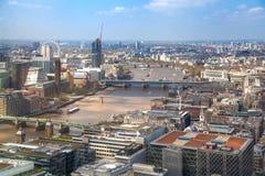 City of London panorama, Stock Photos