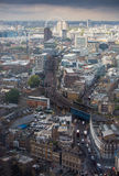 City of London panorama, Royalty Free Stock Photos