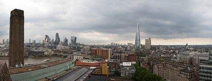 City of London Panoramic Stock Images