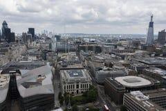 City of London and Shard Stock Photos
