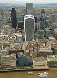 The City of London from The Shard Stock Photography